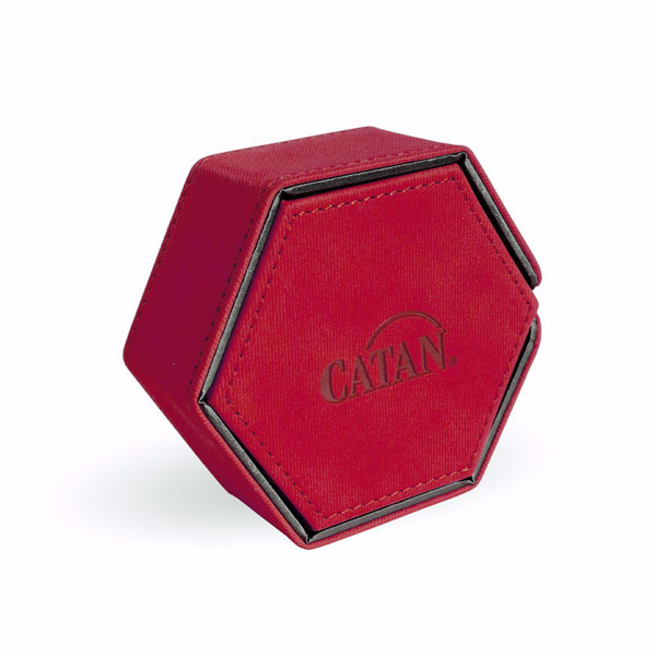 Catan Shop | Official Store | Settlers of Catan Red Catan Hexatower