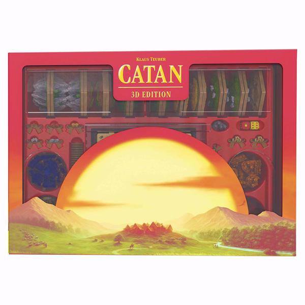 CATAN Shop   Settlers of Catan CATAN® - 3D Edition